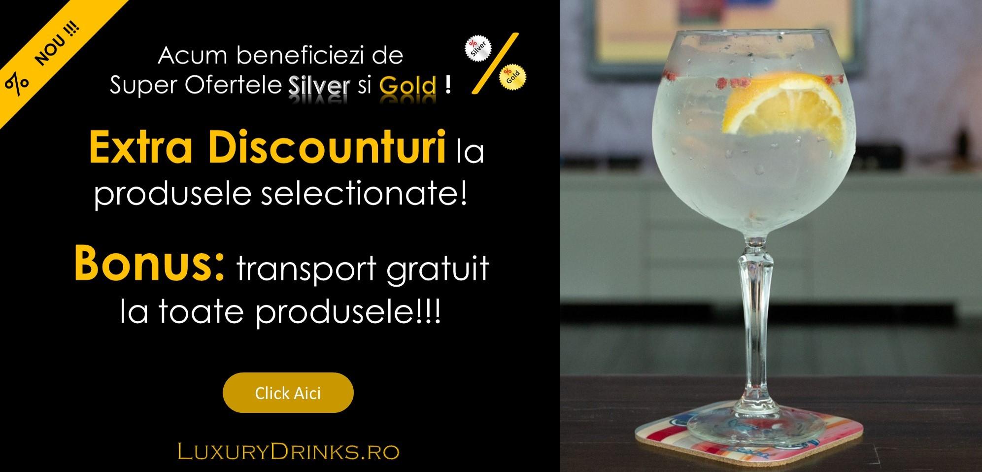 LuxuryDrinks.ro BauturiOnline Oferte Speciale